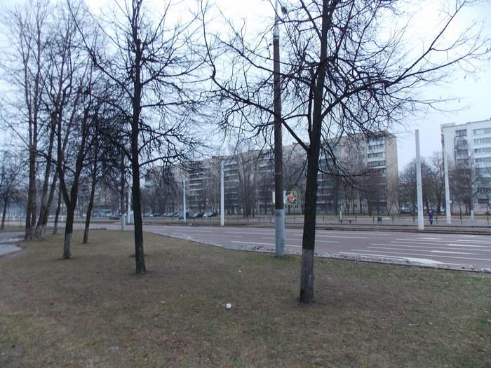 Витебск, остановка