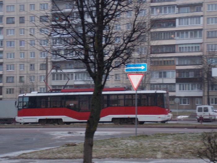 Витебск, трамвай