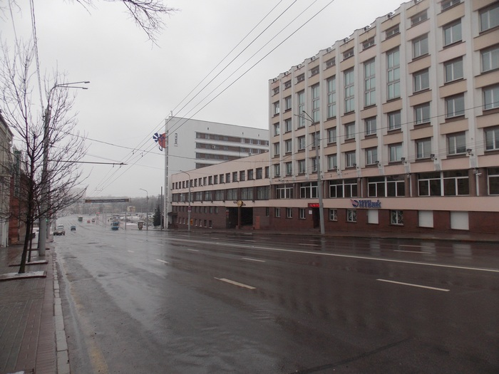 Витебск, улица, проспект