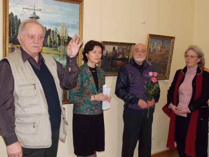 Гумен, Филиппов, живопись, КГБ, Витебск
