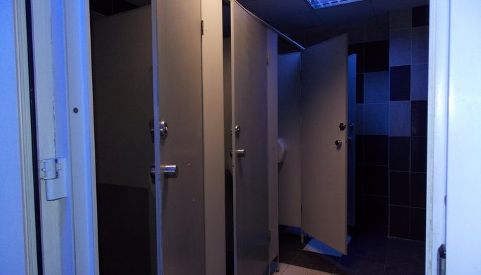 туалет, Евроопт, Витебск