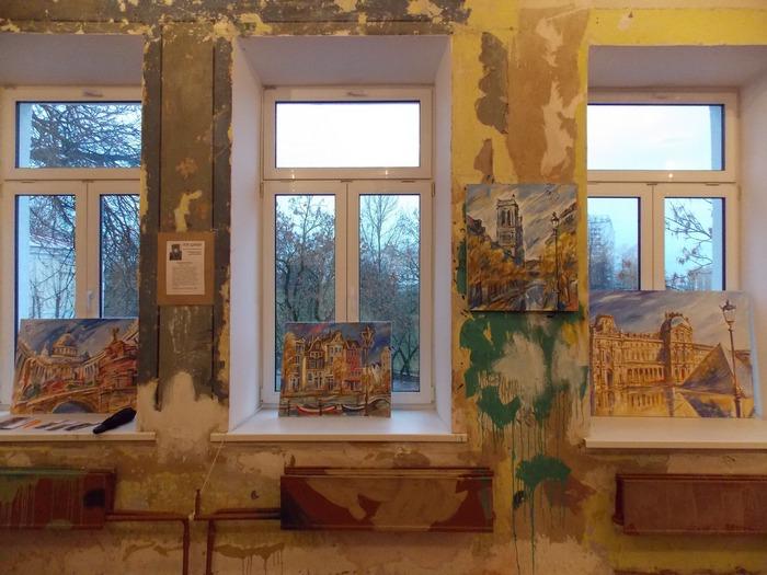 Витебск, живопись, выставка, Корженевский