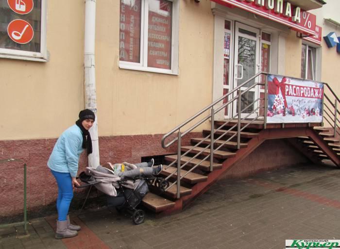 Проверено лично: 5 препятствий с коляской