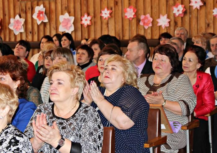 Шумилинская средняя школа №1 отпраздновала столетний юбилей