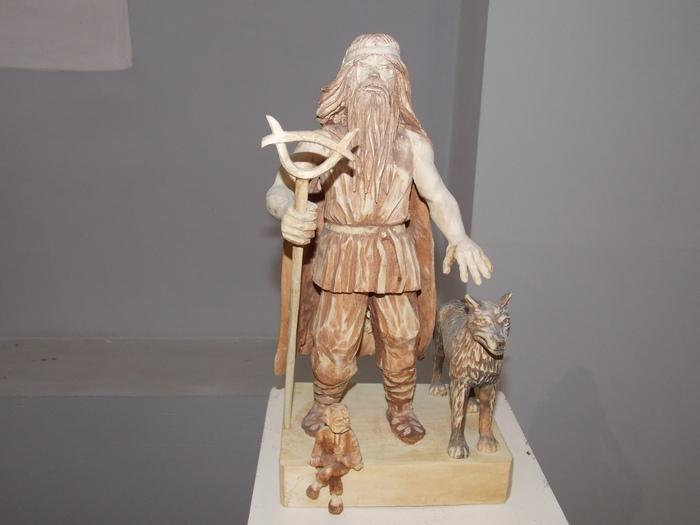 Савченко, Велес, скульптура, Корженевский