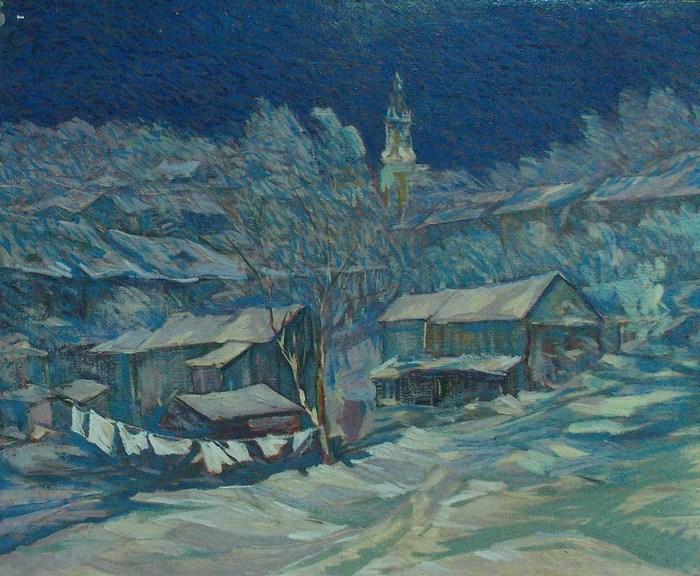 Витебск, Драненко, живопись, пейзаж, Корженевский