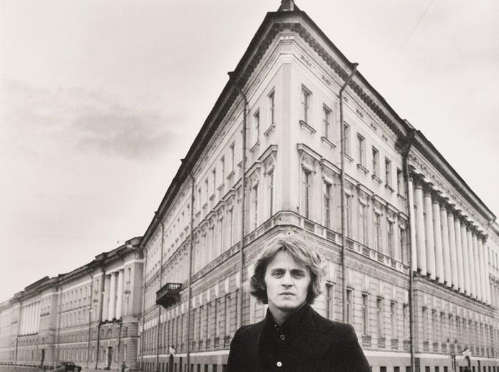 Барышников, хореография, Корженевский