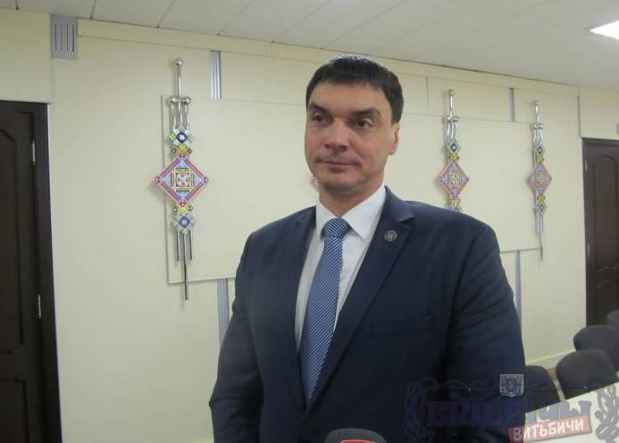 Министр Сергей Наливайко