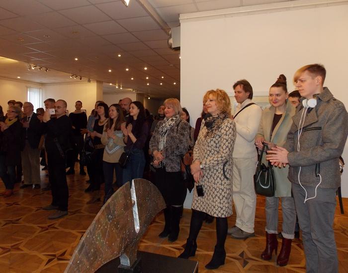 ВЦСИ, выставка, Витебск, Духовников