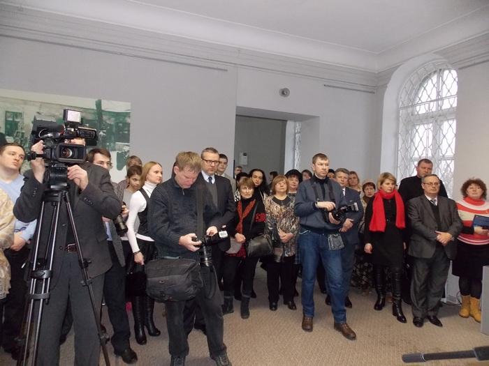 Витебск, батлейка, выставка, музей, пресса