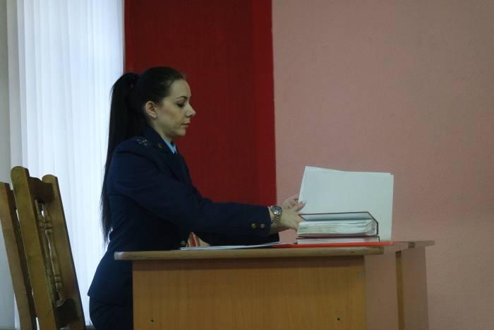 Прокурор Виктория Хроль