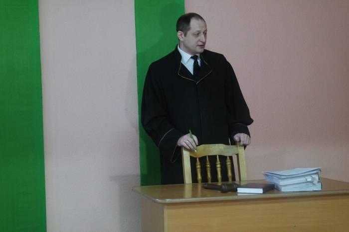 Судья Михаил Юрченко