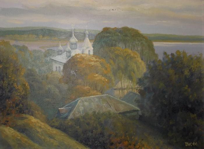 Крук, Витебщина, храм, православие, Корженевский