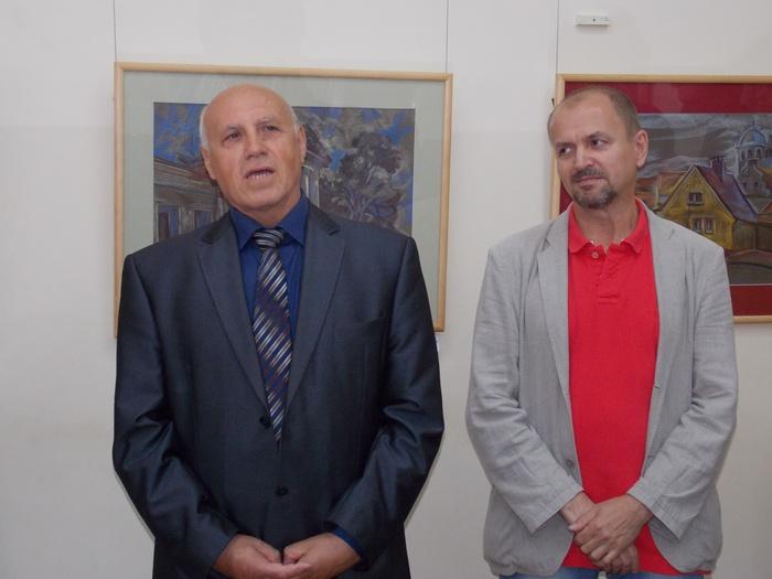 Костогрыз, Климович, выставка, искусство, Витебск