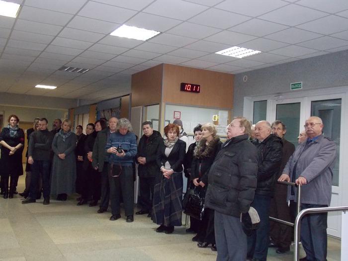 Турковский, Витебск, панихида, худграф