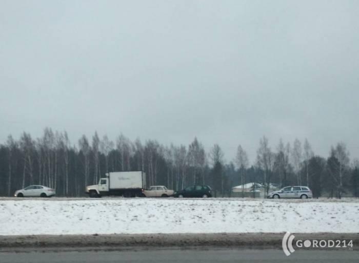 авария ДТП Новополоцк