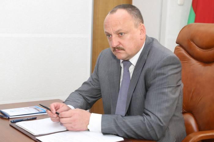 Александр Лукашенко уволил своего «помощника по общим вопросам», которого полгода назад снял с должности «помощника президента»