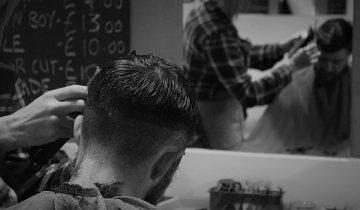 парикмахер стрижка
