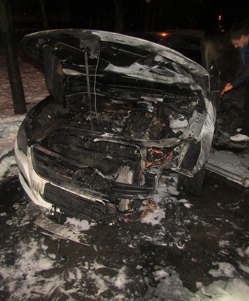 Пожар Чкалова