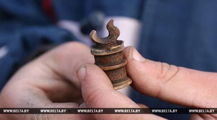 Топ-5 впечатляющих артефактов, найденных археологами в 2017 году в Беларуси. Четыре из них из Витебского региона