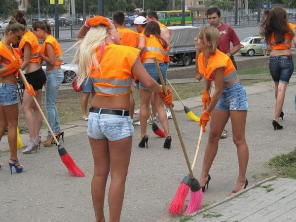 Субботники для проституток проститутки фрязино щелково