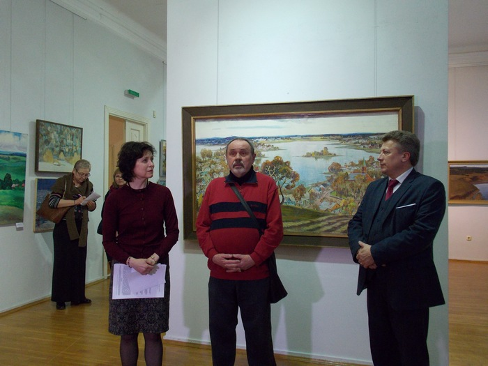 Сковородко, живопись, музей, Корженевский