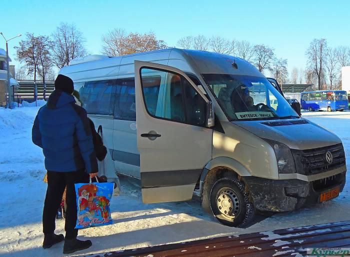 Витебский перевозчик: «Мы хотим лишь одного: чтобы нам дали возможность работать»