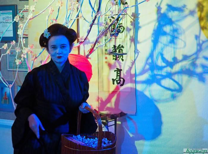В «Ляльке» признавались в любви по-японски