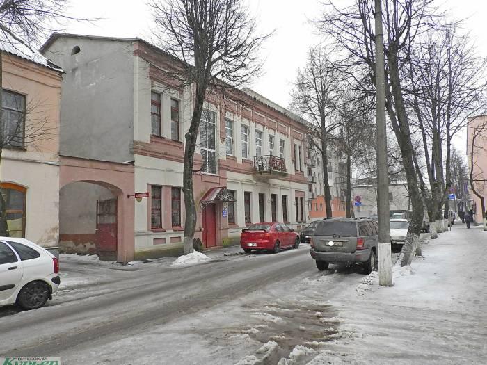 Улица Димитрова в Витебске. Как история превращается в в выставочные образцы со строительного рынка