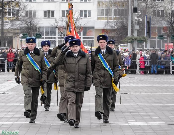 23 февраля: Афиша «Мужского дня» в Витебске