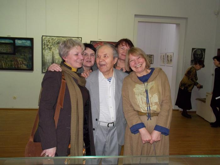 Витко, Баранковская, Манцевич, Витебск, выставка, живопись