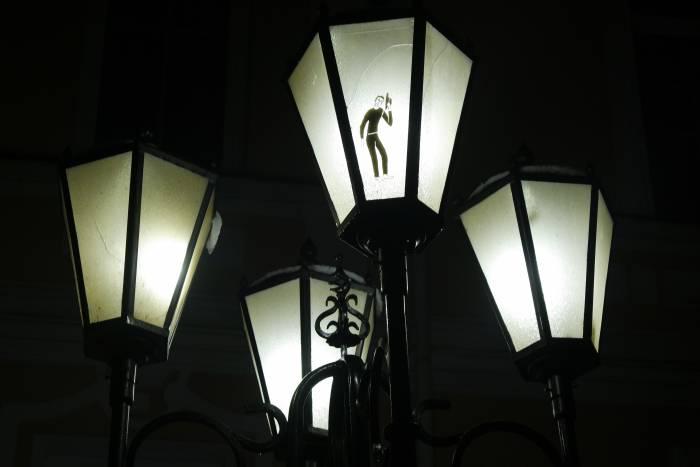 Дядя Витя фонарь Витебск