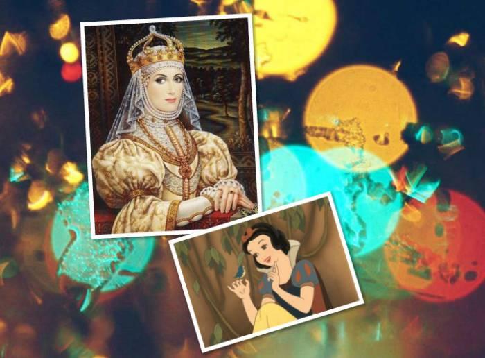 3 «диснеевские принцессы» из истории Беларуси