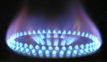 газ факел горелка плита
