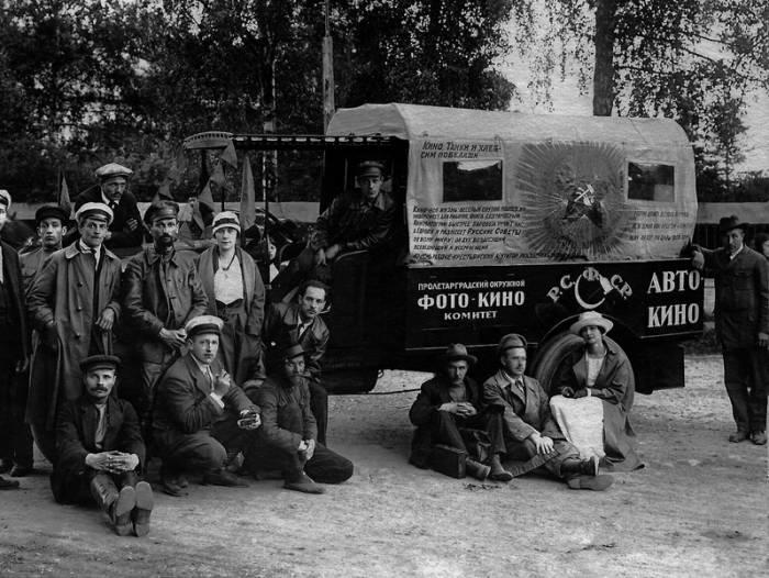 Интересные факты из истории кинематографа в Витебске сто лет назад