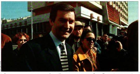 «Дзе Ганчар?» 7 фактов о пропавшем политике из Беларуси