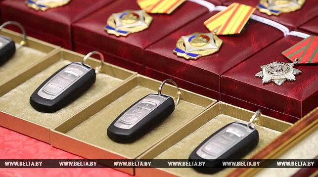 Благодарностью Президента и подарочными сертификатами отмечены заслуги СПК «Лариновка» Оршанского района