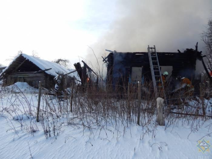 Пожар Ушачский