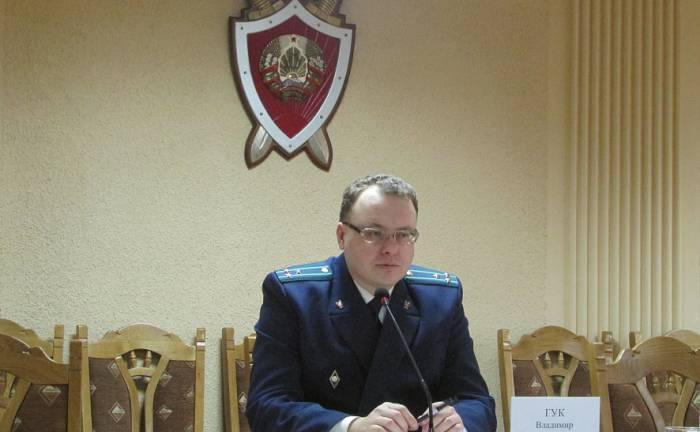 В 2017 году в Витебской области зарегистрирован рост тяжких и особо тяжких преступлений