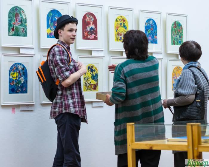 Как тяжело открывали в Витебске музей Шагала. И что интересного там происходит сейчас