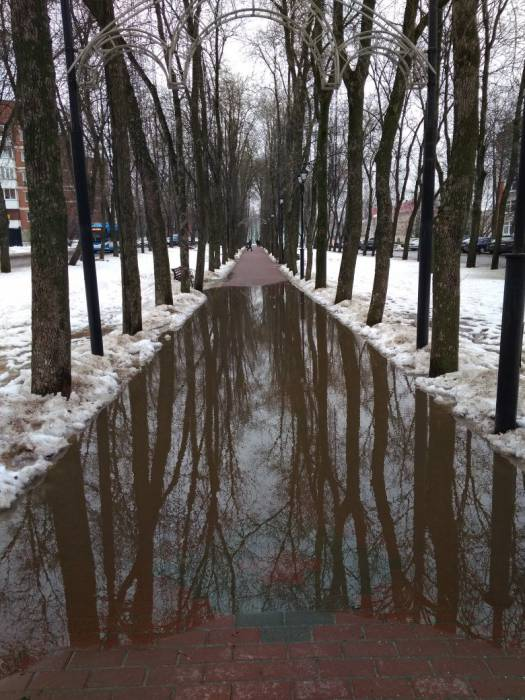 «Глубина-глубина, я не твой»: где оно, витебское море?