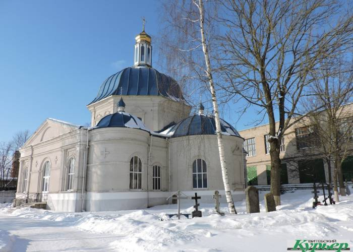 витебск, марков монастырь