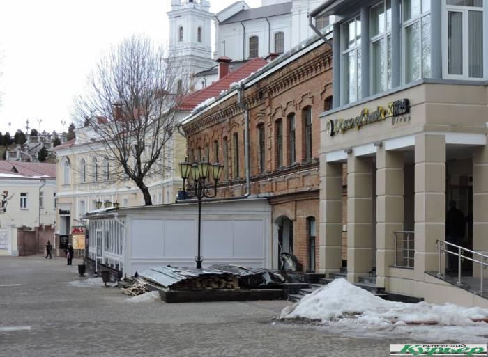 Архитектор: «Аппетиты» торговых, в основном питейных заведений, растут за счет исторических пешеходных улиц»