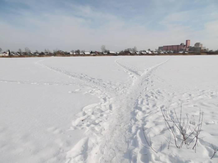 полоцк, воловье озеро