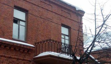 дом, революционная, балкон