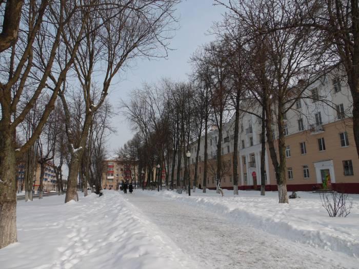 улица гоголевская, полоцк