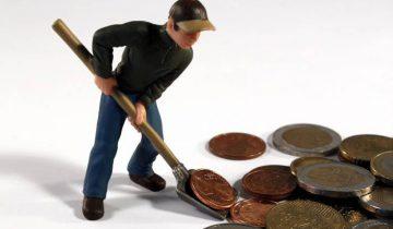 деньги лопата