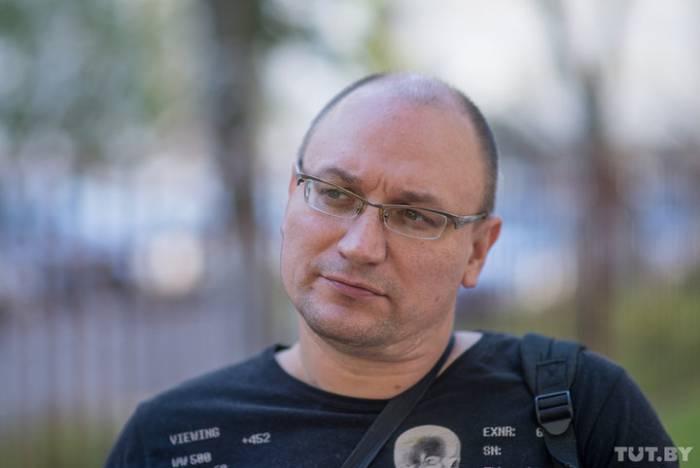 дмитрий Середа