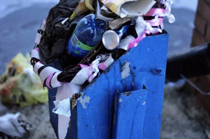 Тайны поселка Октябрьского. Сначала исчезли мусорные баки, а потом и дворники