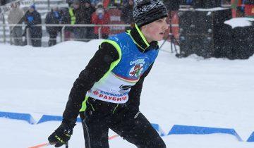 Николай лукашенко, спорт биатлон